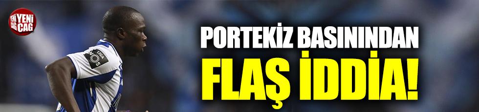 Portekiz basınından flaş Aboubakar iddiası