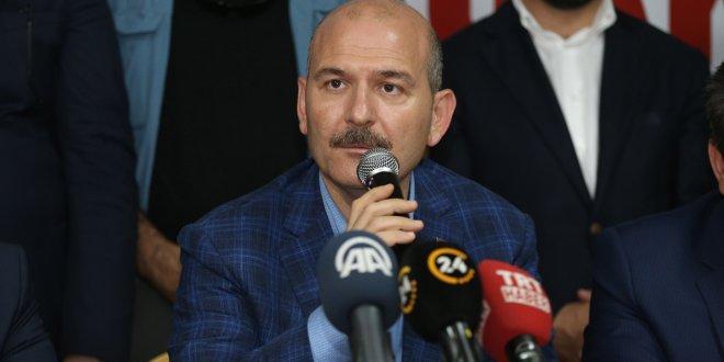 """İçişleri Bakanı Süleyman Soylu: """"CHP'li başkanları şehit cenazelerine almayın"""""""
