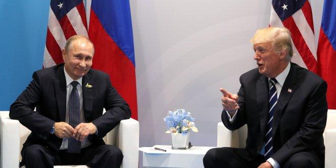 Trump-Putin zirvesinin tarihi belli oldu