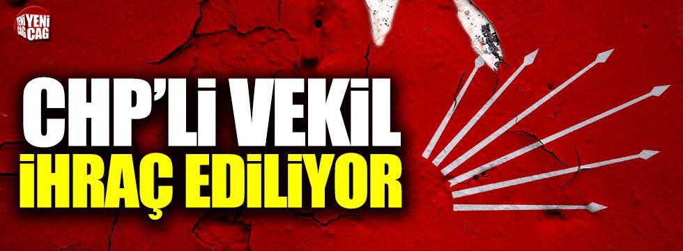 CHP Elazığ Milletvekili Gürsel Erol ihraç ediliyor