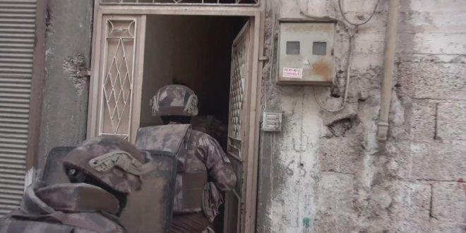 Terör operasyonunda 7 tutuklama