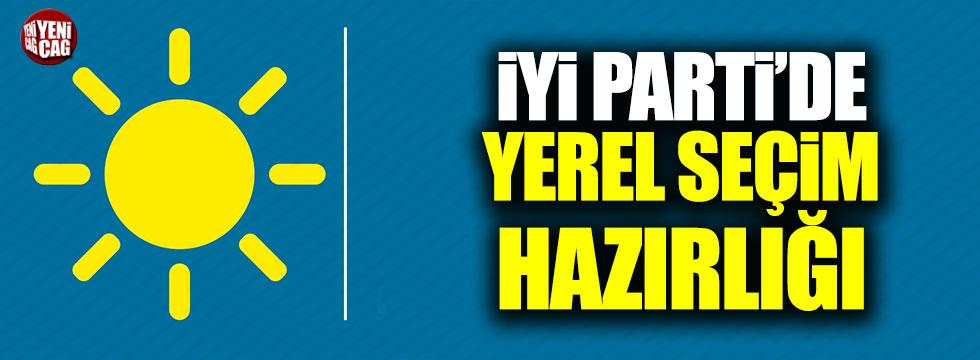 İYİ Parti yerel seçimlere kitlendi