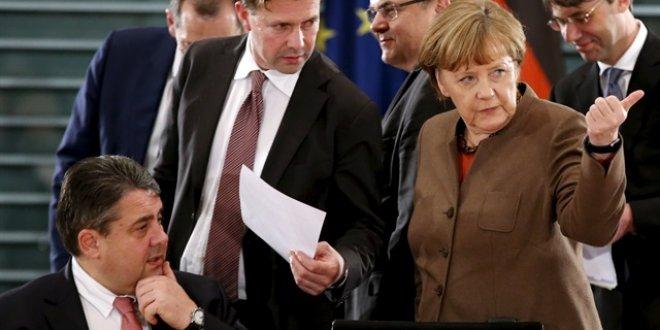 Almanya'da sığınmacı krizi