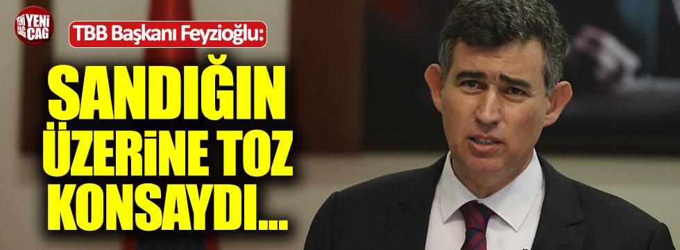 Metin Feyzioğlu'ndan seçim açıklaması