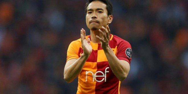 Nagatomo'nun bonservisi Galatasaray'da
