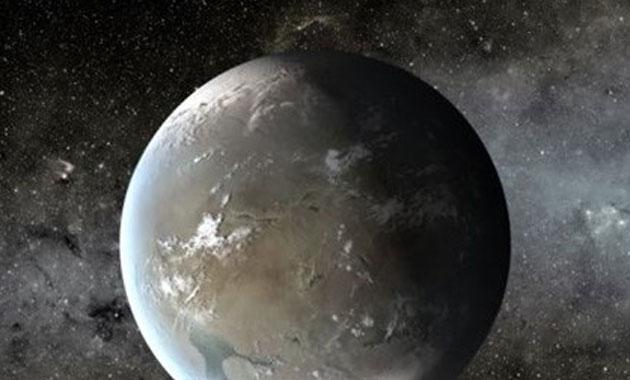 """""""Dünya benzeri iki gezegende hayat olabilir"""""""