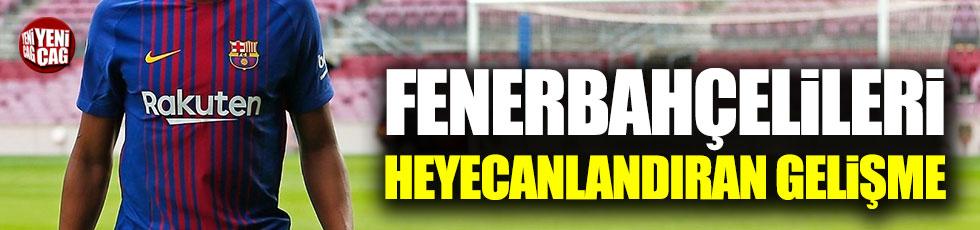 Fenerbahçe'den Yerry Mina harekatı