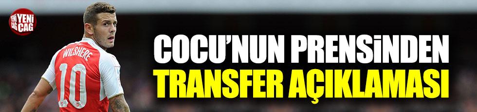 Jack Wilshere'dan transfer açıklaması