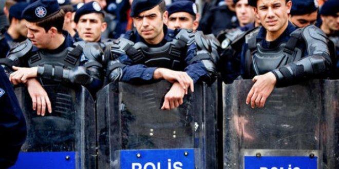 16 bin 558 polisin yeri değişti
