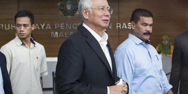 Malezya'da yolsuzluk soruşturmasında yeni perde