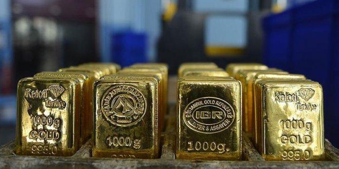 Gram altın haftayı düşüşle kapattı