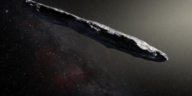 Güneş sisteminden gelen cismin ne olduğu ortaya çıktı