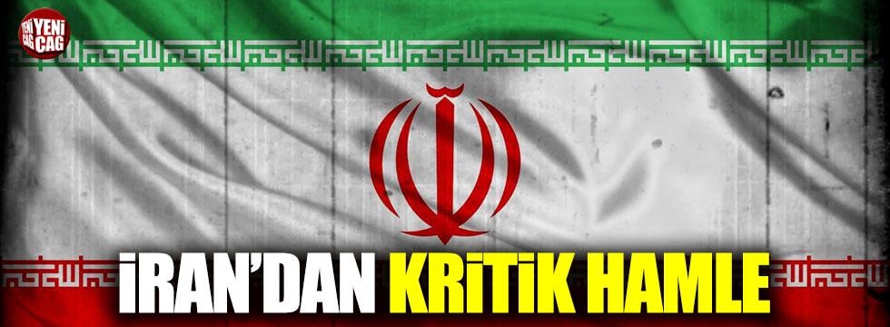 İran'dan ABD'ye yeni hamle