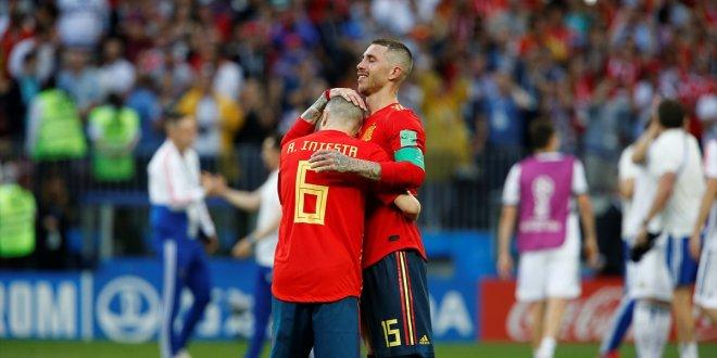Kupadan elenen İspanya'da Ramos'tan ilk yorum