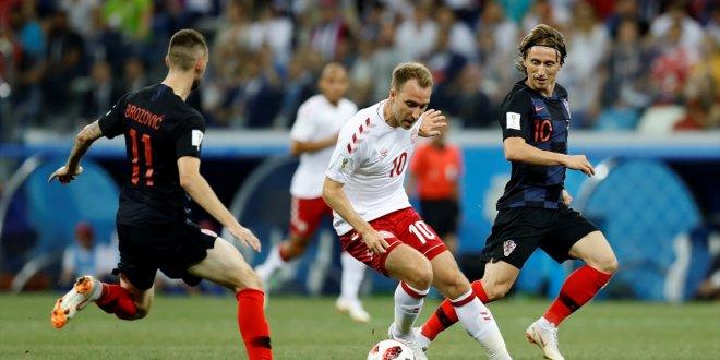 Kalecilerin gecesinde kazanan Hırvatistan