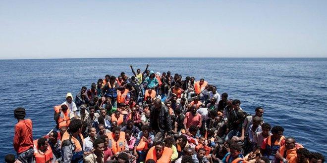 Bir haftada 204 sığınmacı öldü