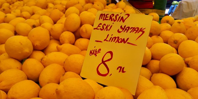 Limon ateş pahası