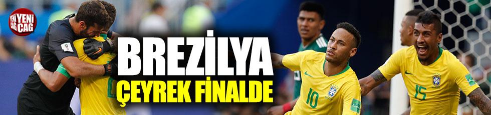 Brezilya yoluna devam ediyor