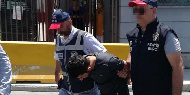 Kız çocuğunu taciz eden sapık tutuklandı