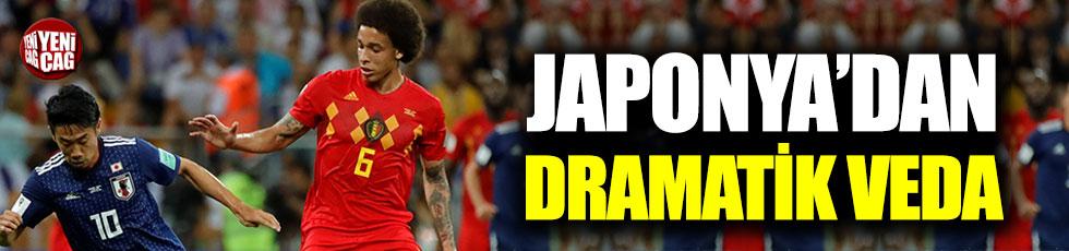 Japonya'dan dramatik veda