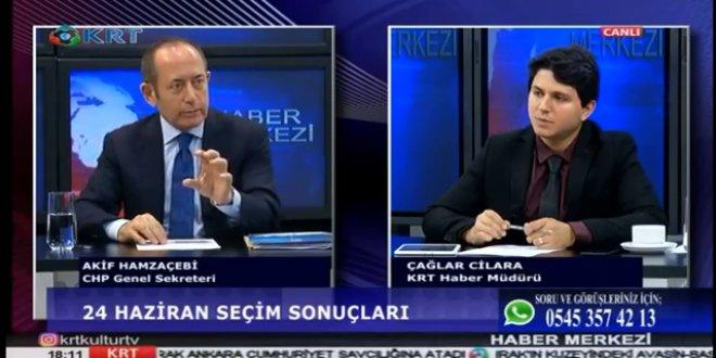 CHP'li Hamzaçebi'den acı reçete uyarısı