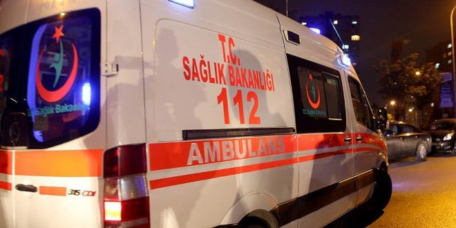 Ambulanslarda tabletli siren uygulaması