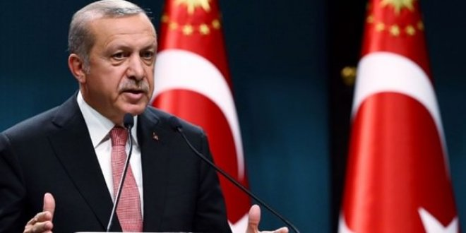 Erdoğan tebrikleri kabul ediyor