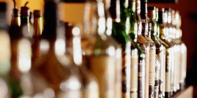 Alkollü içkiye zam!