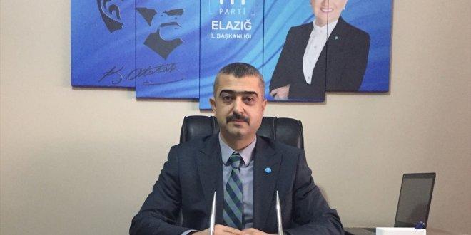 İYİ Parti Kurucu İl Başkanı istifa etti