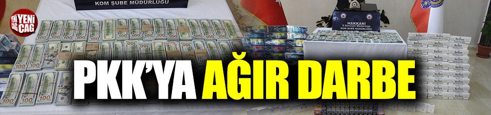 PKK'ya ağır finans darbesi!