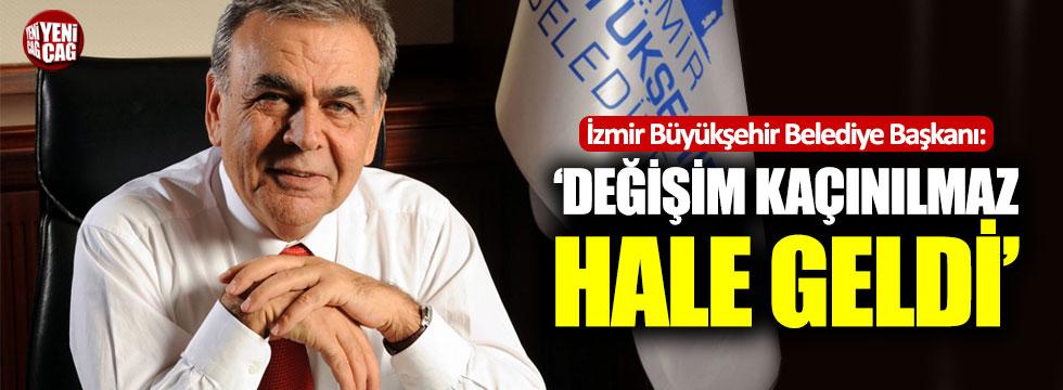 """""""CHP'de değişim zorunlu hale gelmiştir"""""""