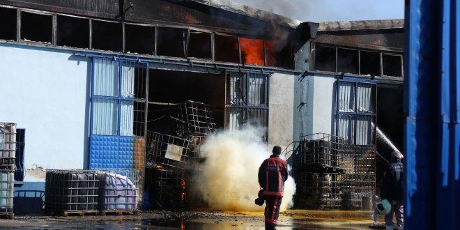 Fabrika yangınlarında büyük şüphe