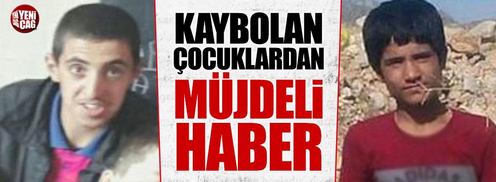 Diyarbakır ve Siirt'te kaybolan çocuklarla ilgili yeni gelişme