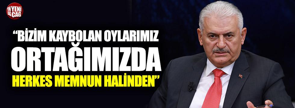 """Yıldırım: """"AKP'li seçmen MHP'ye oy verdi!"""""""