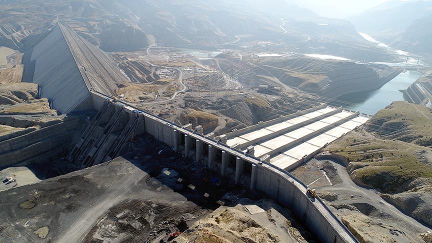 Türkiye'deki barajlar Irak'ta kaygı yaratıyor