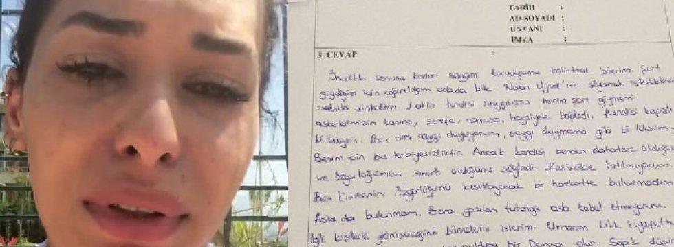 Üniversite öğrencisi yurtta şort giydiği için uyarı aldı