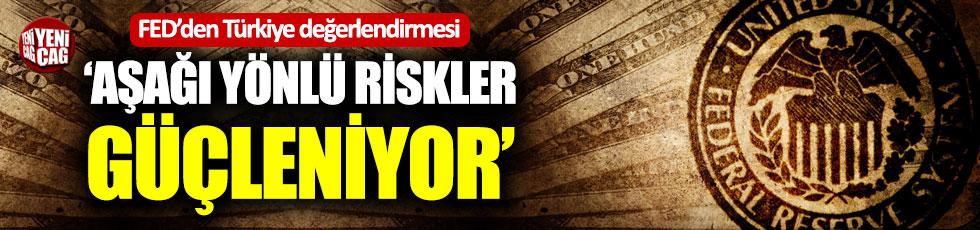 FED tutanaklarında Türkiye