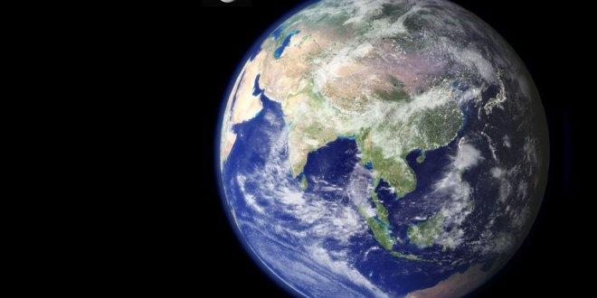 Dünya bugün saatte 3 bin 600 kilometre daha yavaş dönecek