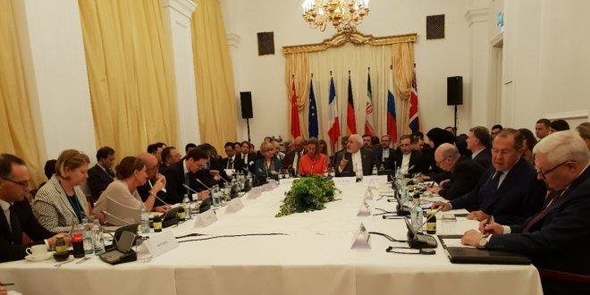 Viyana'da nükleer anlaşma toplantısı