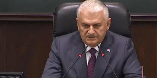 Başbakan olarak son kez konuştu