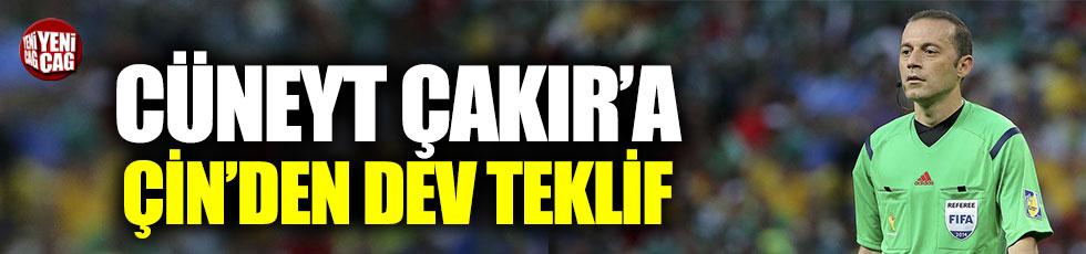 Cüneyt Çakır'a Çin'den dev teklif