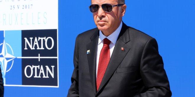 Erdoğan yeni döneme NATO görüşmeleri ile başlıyor