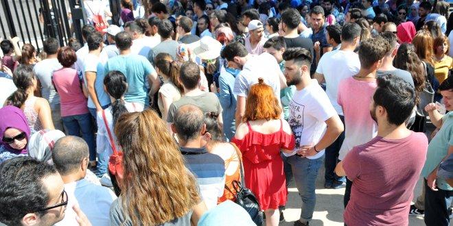 327 kişilik kadro için 2000 kişi müracaat etti
