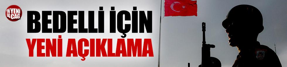 AKP'den bedelli açıklaması
