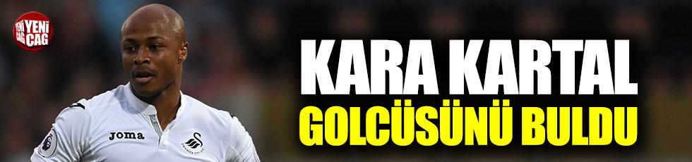 Beşiktaş'ta Andre Ayew sesleri