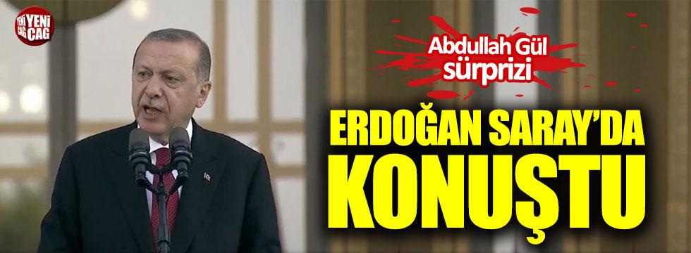 """Erdoğan: """"Cuma ilk kabine toplantısı yapılacak"""""""
