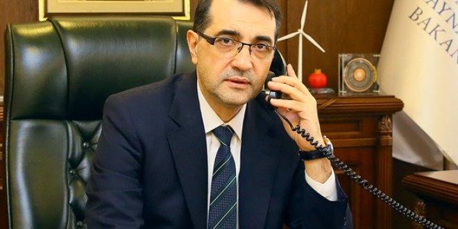 Enerji ve Tabi Kaynaklar Bakanı Fatih Dönmez kimdir?