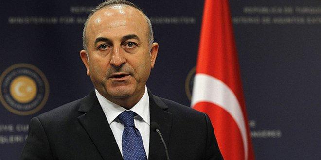 Çavuşoğlu'ndan FETÖ'nün iadesi açıklaması