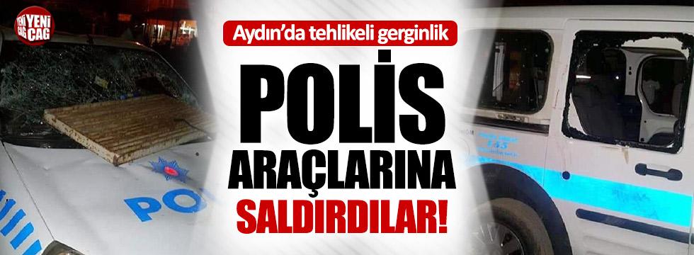 Aydın'da tehlikeli gerginlik