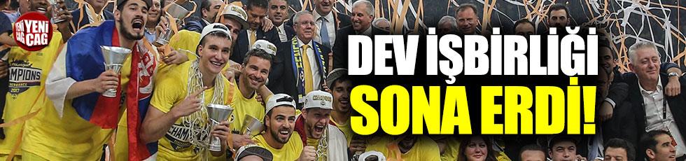 Fenerbahçe ile Doğuş Grubu yollarını ayırdı
